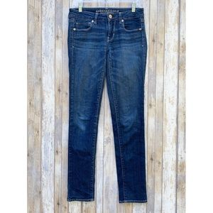 American Eagle Outfitters Skinny Stretch Jeans 4L